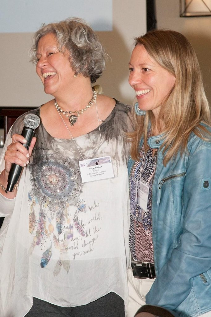 Mona Meyer Cancer Coach uses EFT in her Private Practice.